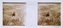 P1009311_swimming girl (mind.work) Tags: glassplate glasspositive glassstereopositive photostereoplateglass stéréophoto stéréodépoque stereoglasspositive stereoglassslides stereoscopy stereoview stereoglassslider19001930stereohistoricalswimminggirl