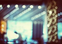 Broken colours (Mister Blur) Tags: thegrand moon palace cancún quintanaroo restaurant dining evening birthday happy celebration desenfoque blur lights blurry flicker broken colours marconiunion hotel rivieramaya snapseed nikon d7100 35mm lens nikkor rodrigo rubén fotografía bokeh