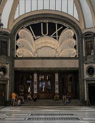 LUX (oras_et_marie) Tags: artdeco galleriasfederico torino piémont turin 1930 cinemalux provincedeturin italie lacittàmetropolitanaditorinovistadavoi