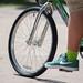 Biking in Green