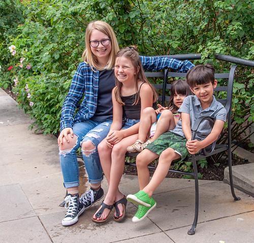 The four cousins