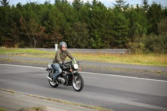 GKE-3380 (GKE/photos) Tags: reykjavík perlan iceland biker motorbike