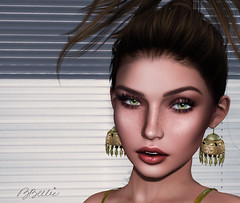 bella ciao (babibellic) Tags: secondlife sl girl genusproject glamaffair blogger beauty babigiobellic bento babibellic exile aviglam avatar virtual portrait promagic people game