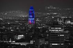 Barcelona - Torre Agbar (gemicr69) Tags: europa europe espanya españa espagne spain barcelona barcellona barcelone torre tower tour agbar agbartower torreagbar sony alpha a7ii gemicr gemicr69 joangarciaferre
