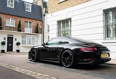 Driving excellence (orangecalipers1) Tags: driving savethemanuals manual gt3touring yellow black london sportscar supercar car 911gt3 porsche911 porsche