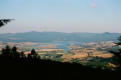 Lago Cecita (michele.palombi) Tags: montescuro analogic film35mm calabria lagocecita