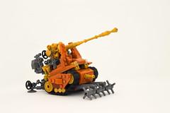 Teeny-Tiny Steampunk Tank
