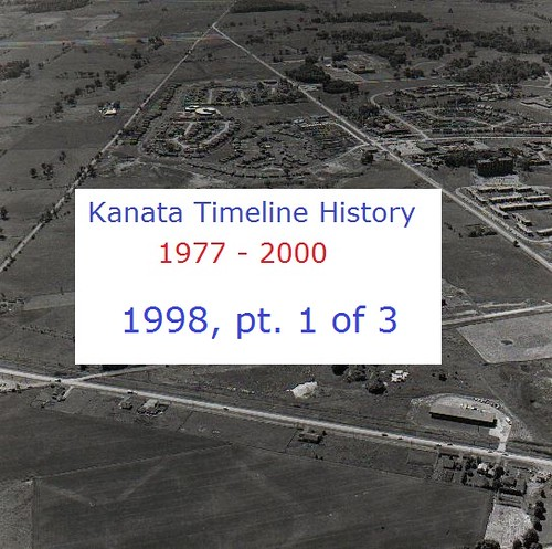 Kanata Timeline History 1998 (part 1 of 3)