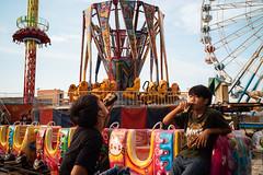 * (Sakulchai Sikitikul) Tags: street snap streetphotography summicron songkhla sony a7s 35mm leica thailand hatyai funpark ferriswheel