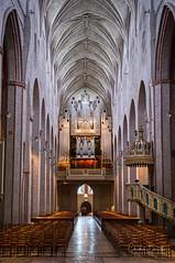 Un grand souffle/A big breath/Ett sort andetag (Elf-8) Tags: finland turku cathedral church lutherian architecture organ
