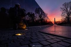 Capturing the light, DC style (Matt Straite Photography) Tags: sunset washington dc capitol color canon tripod morining sunrise monument