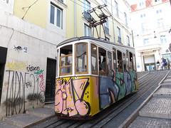 Carris_Cable_car_Bica_Lisbon_tram_Portugal (2) (OOMYV) Tags: cablecar carris lisbon oomyv201709 pt portugal tram overseas railroad railway train ●海外 ケーブルカー トラム ポルトガル ポルトガルの鉄道 リスボン 列車 海外 路面電車 鉄道 リスボン地域