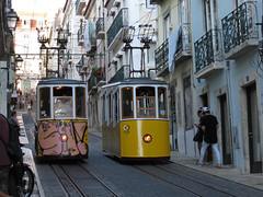 Carris_Cable_car_Bica_Lisbon_tram_Portugal (4) (OOMYV) Tags: cablecar carris lisbon oomyv201709 pt portugal tram overseas railroad railway train ●海外 ケーブルカー トラム ポルトガル ポルトガルの鉄道 リスボン 列車 海外 路面電車 鉄道 リスボン地域
