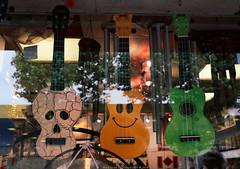 Guitars (Rick & Bart) Tags: art london uk city urban camdentown rickvink rickbart canon eos70d camdenmarket camdenlock musicstore guitars