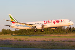 ET-AUR Boeing 787-9 Dreamliner Ethiopian Airlines (Andreas Eriksson - VstPic) Tags: etaur boeing 7879 dreamliner ethiopian airlines et 715 from oslo