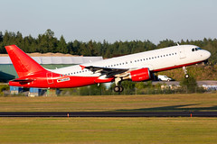 D-AEUH Airbus A320-214 Eurowings (Andreas Eriksson - VstPic) Tags: