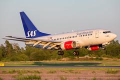 LN-RPG Boeing 737-683 SAS Scandinavian Airlines (Andreas Eriksson - VstPic) Tags: lnrpg boeing 737683 sas scandinavian airlines