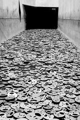 Memory Void (Douguerreotype) Tags: berlin city memorial deutschland bw germany art blackandwhite