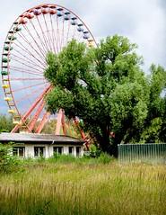 Spreepark (Douguerreotype) Tags: berlin city abandoned derelict deutschland buildings urbex urban architecture tree germany