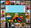 2019 July photos collage (dominotic) Tags: 2019 2019julyphotoscollage coffeebeans camposcoffee food dessert cake fruit cheese vegetable drink confectionery chocolate coffee woodenspoon fruittingles tomato bread orange lemon lime legopicnic spiderman noodles innerwestsydney mickeymousewatch raspberrycheesecake lanterns donuts urns macarons sheriffwoody cafedisplay collage sydney australia