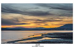 Dusk (Ignacio Ferre) Tags: dusk sunset anochecer puestadesol landscape paisaje naturaleza nature manzanareselreal madrid españa spain embalsedesantillana lago lake nikon amarillo yellow