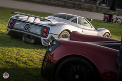Pagani Zonda C12 (GPE-AUTO) Tags: chantilly artsetelégance art elégance concours grass garden sunset sun sol soleil jardin chateau castle castillo race car racecar pagani zonda paganizonda zondac12 c12 shadow ombre sombra huayra paganihuayra huayraroadster