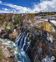 Shirahige Waterfall, Biei, Hokkaido (kenneth chin) Tags: nikon d850 nikkor 1424f28g hokkaido biei japan waterfall mountain rock cloud lanscape shirahigewaterfall verticalpanorama digitalblending bieiriver snow google yahoo