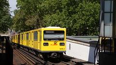 1078 2019.07.24 Berlin (29) Nollendorfplatz (Rob NS) Tags: gi1e gisela reihe bvg berlin ddr ubahn metro subway nollendorfplatz 1078