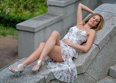 Laura 09 (@Nitideces) Tags: elegancia elegance moda fashion glamour belleza beauty beautiful cute sexy retrato portrait chica girl mujer woman modelo model sensual gente people guapa nicegirl nitideces nitidecesdemiguelemele