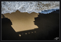 Clair obscur - Biarritz (christian_lemale) Tags: biarritz plage beach sable sand mer sea ombre shadow nikon z6 pays basque france