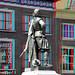 Standbeeld van Jan Pieterszoon Coen Hoorn 3D