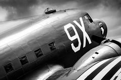 Douglas C-47 Dakota/Skytrain (Chris Gilligan) Tags: douglas dakota c47 skytrain daks over duxford airshow d day 2019 75th nikon d7000