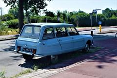 Citroën Ami 6 Break Comfort 1969 (TedXopl2009) Tags: al5169 citroën ami 6 ami6 break comfort