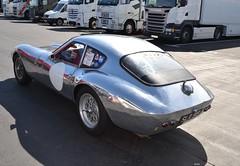 MORGAN SLR - 1963 (SASSAchris) Tags: morgan slr voiture anglaise auto 10000 10000toursducastellet tours httt htttcircuitpaulricard htttcircuitducastellet ricard castellet circuit