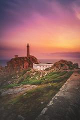 Cabo Vilán (Noel F.) Tags: cabo vilan camariñas faro lighthouse vilano costa da morte galiza galicia mencer sunrise sony a7rii a7r ii fe 1635 gm
