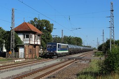 155 045 (nik Sentker) Tags: railway train magdeburg prödel gatx kesselzug integro press br155