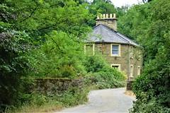 Flood Gates Cottage, Marple, Cheshire (HighPeak92) Tags: buildings listedbuildings cottages floodgatescottage marple cheshire canonpowershotsx700hs