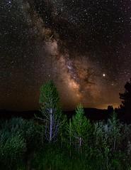 Milky Way Rises (rogerbrownphoto) Tags: celestial nps nationalparks camping longexposure night galaxies galaxy planets planet star stars milkyway grandtetonnationalpark grandtetons wyoming