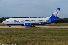 Belavia EW-366PA (U. Heinze) Tags: aircraft airlines airways airplane planespotting plane flugzeug haj hannoverlangenhagenairporthaj nikon d610 nikon28300mm eddv