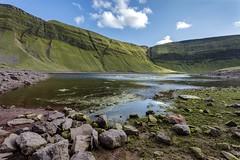 Llyn y Fan Fach - Explore (Jo Evans1 - off and on for a while) Tags: llyn y fan fach lake mountains beautiful scenery brecon beasons carmathen fans