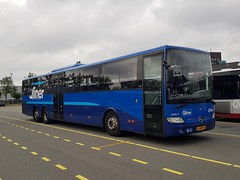 NLD Qbuzz 3667 ● Groningen (Roderik-D) Tags: 3667 qbuzz36503675 mercedesbenz integro2 62bff4 groningengaragepeizerweg 2014 dieselbus o550l capacity59421 isri qliner 2axle 2doors ivu gorba