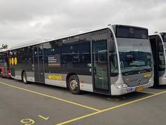 NLD Qbuzz 3138 ● Groningen (Roderik-D) Tags: qbuzz31003301 3138 groningengaragepeizerweg bxfs56 gd2020 2009 dieselbus euro5 mercedesbenz citaro2 o530ü savas bege überlandbus streekbus 2axle 2doors ivu gorba