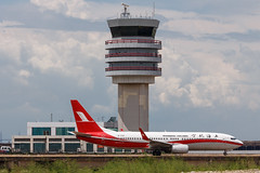 SHANGHAI AIRLINES B737-800(WL) B-1720 002 (A.S. Kevin N.V.M.M. Chung) Tags: aviation aircraft aeroplane airport airlines plane spotting mfm macauinternationalairport boeing tower taxiway taxiing b737 b737800wl shanghaiairlines