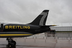 IMG_9085 (routemaster2217) Tags: riat royalinternationalairtattoo riat2019 airshow airbase airdisplay raffairford aviation aircraft aeroplane jetaircraft jettrainer trainingaircraft aerovodochody aerol39calbatros esylp 7