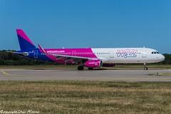Wizz Air HA-LXP (U. Heinze) Tags: aircraft airlines airways airplane planespotting plane flugzeug nikon d610 nikon28300mm haj hannoverlangenhagenairporthaj eddv