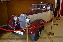 Bugatti Type 57 1937 (Monde-Auto Passion Photos) Tags: vehicule voiture auto automobile bugatti type57 berline bicolore ancienne classique rare rareté collection vente enchère osenat france fontainebleau