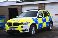 WX67 EFU (S11 AUN) Tags: avon somerset police bmw x5 xdrive30d 4x4 anpr traffic car rpu roads policing unit 999 emergency vehicle triforce armed response fsu firearms support wx67efu