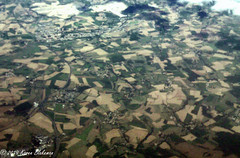 Challenge Friday 2019, week 30, theme abstract  (2) - View from the plane (karenblakeman) Tags: challengefriday cf19 abstract july 2019 fields patchwork