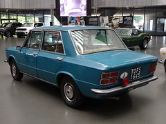 1971 Autobianchi A111 (harry_nl) Tags: italia italy 2019 torino turin museonazionaledellautomobile autobianchi a111