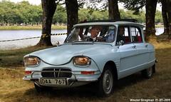 Citroën Ami 6 1964 (Wouter Bregman) Tags: daa767 citroën ami 6 1964 citroënami6 citroënami ami6 sweden zweden suède sverige célébrationcentenairedecitroën célébration centenaire 2019 lafertévidame 28 eureetloire eure et loire france frankrijk vintage old classic french car auto automobile voiture ancienne française vehicle outdoor